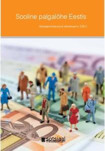 Sooline palgalohe Eestis 2011
